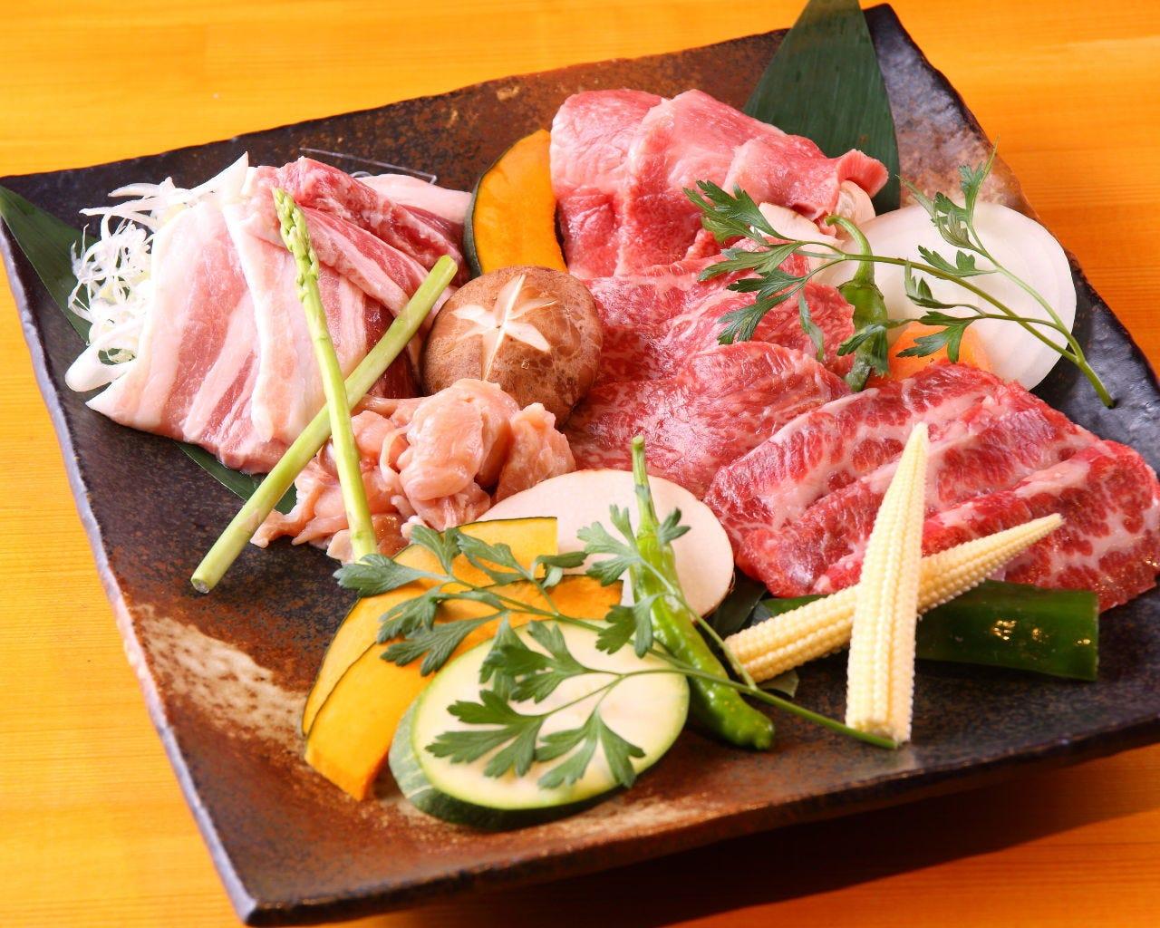 コース料理は2,980円~