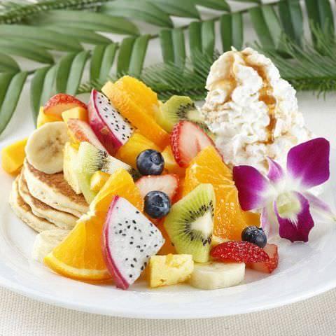 Hawaiian Pancake Factory 新宿ミロード店