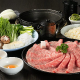 割り下やポン酢も、お肉に合わせてブレンドした自家製です