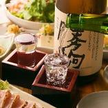 九州料理に合う銘酒で舌鼓…特殊ルートから仕入れた地酒20種以上