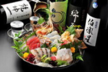 東北のお酒に、東北の新鮮魚介類を 存分に!味わえます!