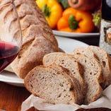 天然酵母こだわった手作りパン