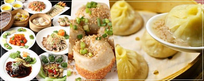 上海小籠包 厨房 阿杏