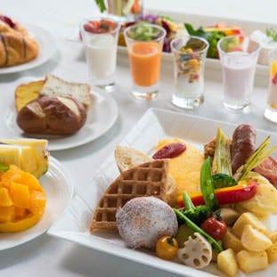 朝食ビュッフェ 洋イメージ