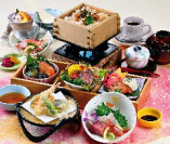 ◆ 松花堂セイロ御膳 ◆(平日ランチ限定)