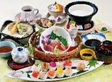 ◆ 花の雅すし御膳 ◆(平日ランチ限定)