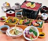 ◆ 彩りステーキ御膳 ◆(平日ランチ限定)