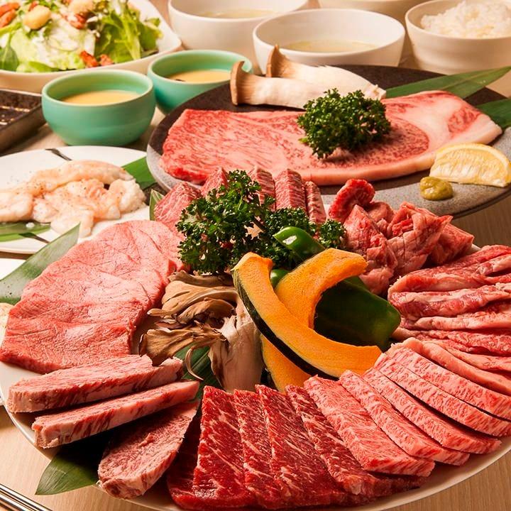 個室燒肉つばめ(燕) 南5條すすきの店