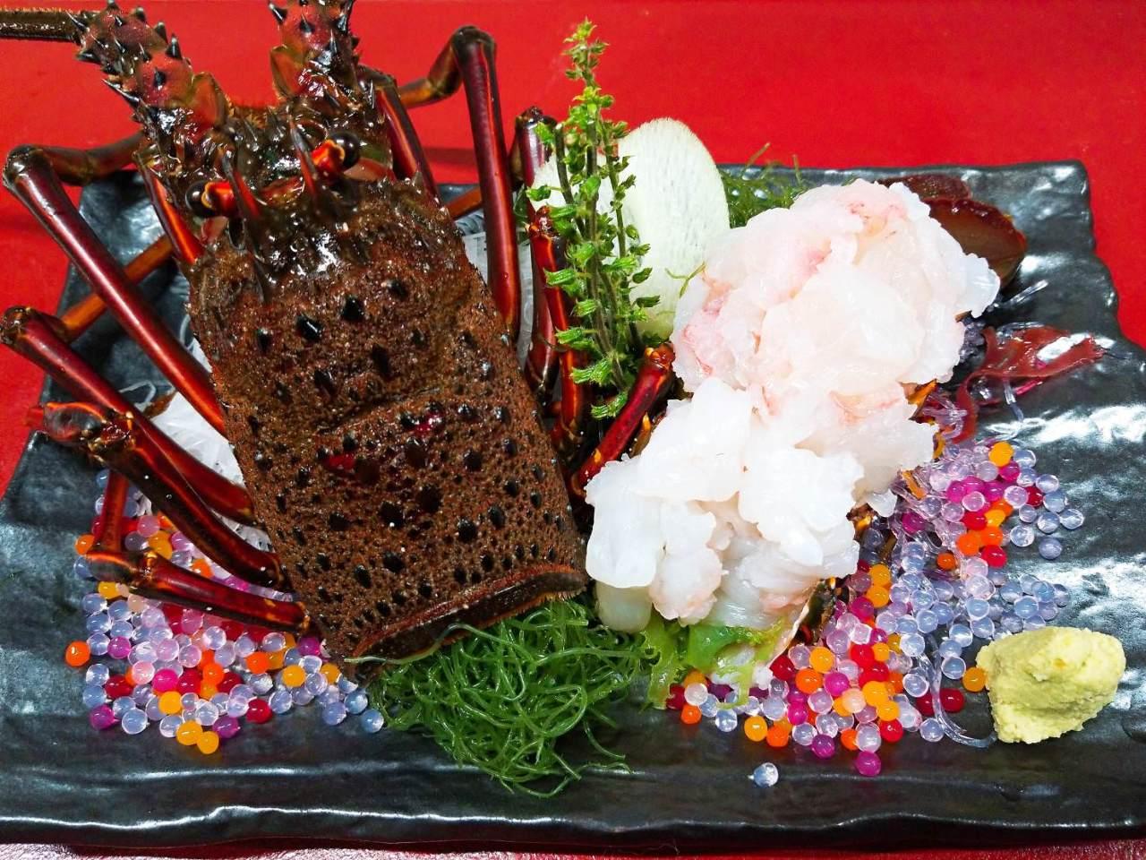 茨城県産の食材を使用