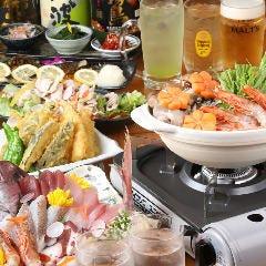 肉バルと海鮮焼きの和風居酒屋堂々 四谷三丁目店 doudou