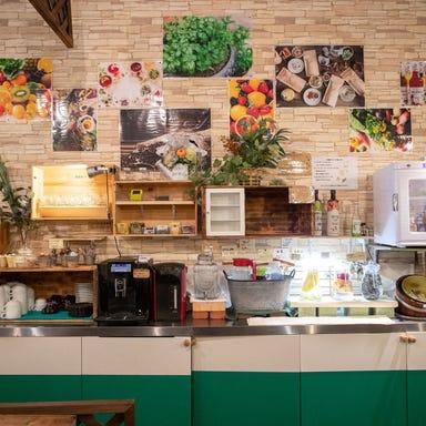 野菜屋 カフェ・ヴェルデ  メニューの画像