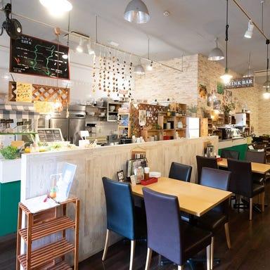 野菜屋 カフェ・ヴェルデ  店内の画像
