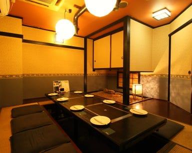 和牛鉄板焼・お好み焼き ジュウジュー 五井駅東口店 店内の画像