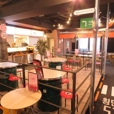 肉ポチャ Jockey(ジョッキー) 梅田店 店内の画像