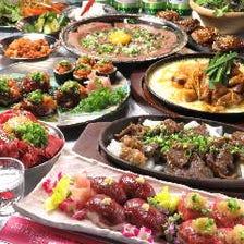 韓国料理と日本の肉バルが融合