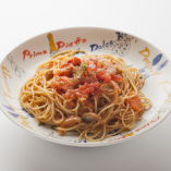 まっかなフレッシュトマトのスパゲッティ