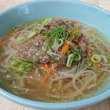 カルビタン麺
