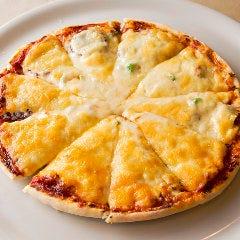 ピザのテイクアウトOK