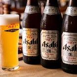 日本の定番生ビール、キレとコクを楽しめる「アサヒ・スーパードライ」