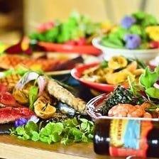 カリフォルニア料理とお肉とワイン☆