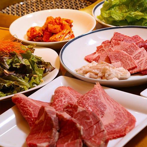 ☆上質なお肉を手軽に☆ 飲み放題付きのお得なキャンペーンも!