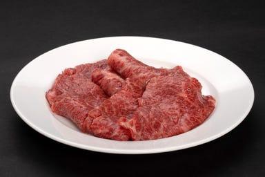 Dr.Meat 和牛博士の焼肉 学芸大学  こだわりの画像