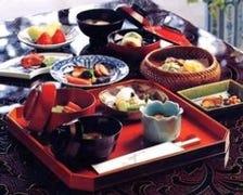 宗和流本膳料理の品々