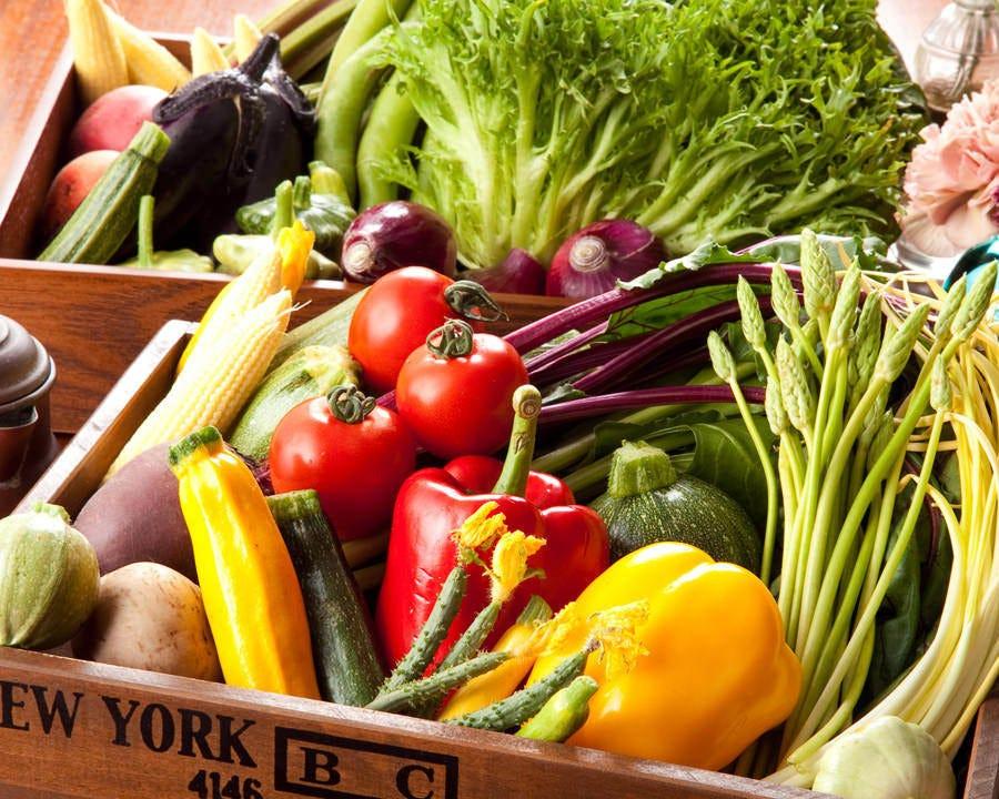 厳選自然野菜