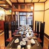 レストランウェディングや各種お集まり事など、団体様でのご予約も承ります。