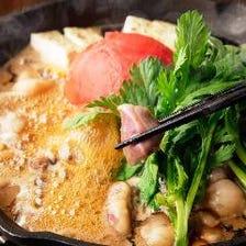 NEWとまと鶏すき焼き鍋!〆は親子丼