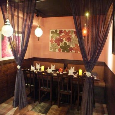 個室×コスパ抜群サプライズ モダン肉バル ロータスラウンジ 青山 店内の画像