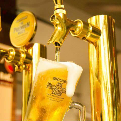 ビールとレモンサワー!!