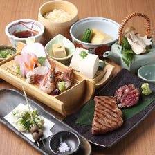 日本の誇る和食素材の味を活かします