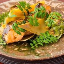 京都にお出掛けの際のランチにおすすめ。情緒あふれる町家でごゆっくり『料理長おまかせ 昼会席』