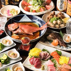 個室×築地直送鮮魚 三つ葉 武蔵中原店