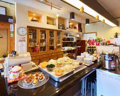 亜洲飯店  メニューの画像