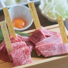 赤い炙肉丼 ~最後はキミといっしょに!~
