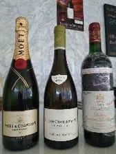 ちょっぴり贅沢なワイン会コース