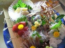 鮮魚お刺身盛り合わせ(5点盛)