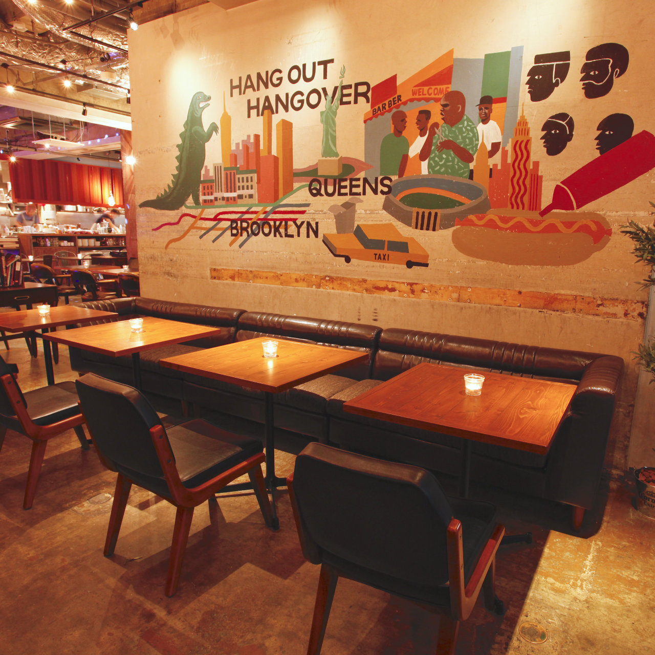 HangOut HangOver 渋谷店