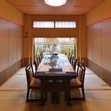 【痴陶人 2】和室テーブル 完全個室 6名