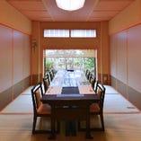 【痴陶人 3】和室テーブル 完全個室 6名