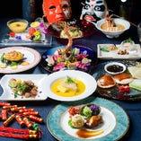 季節感溢れる彩り豊かなヌーベルチャイニーズ(新しい中国料理)