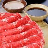 追加のお肉・野菜等