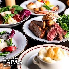 原価無視肉バル 新横浜PAPAS