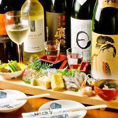 魚菜 日本橋亭 南越谷店 コースの画像