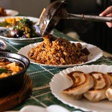 本場中国からの派遣料理人が作る逸品