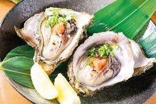 牡蠣・鉄板料理が味わえる海鮮居酒屋