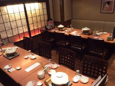 海鮮居酒屋 はなの舞 磐田北口店 店内の画像