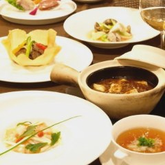 季節の特選菜譜 Seasonal Special Course at Kanzan-Jittoku